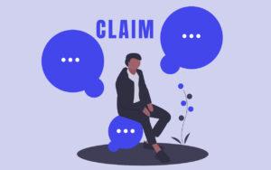 Claim, Logo, Slogan, Logo